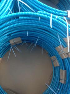 Wiggins Island Fibreglass Cage Coil